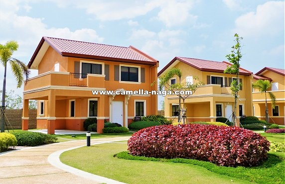Camella Naga House and Lot for Sale in Naga City Philippines