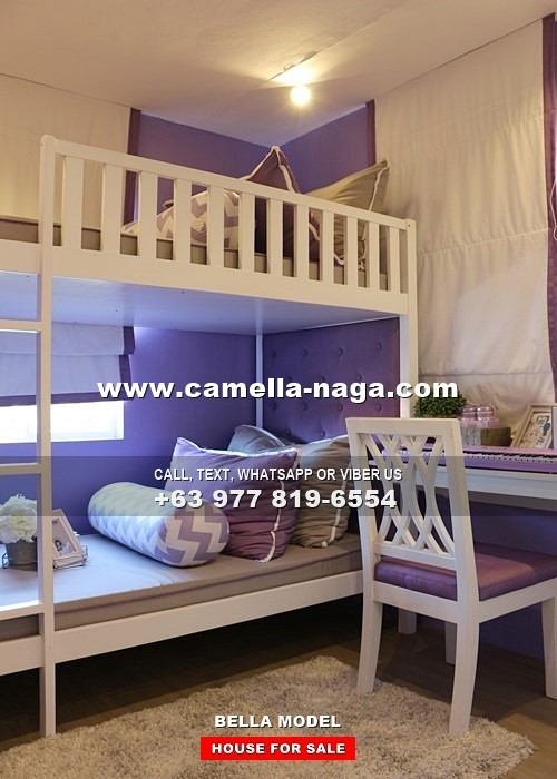 Bella House for Sale in Naga City