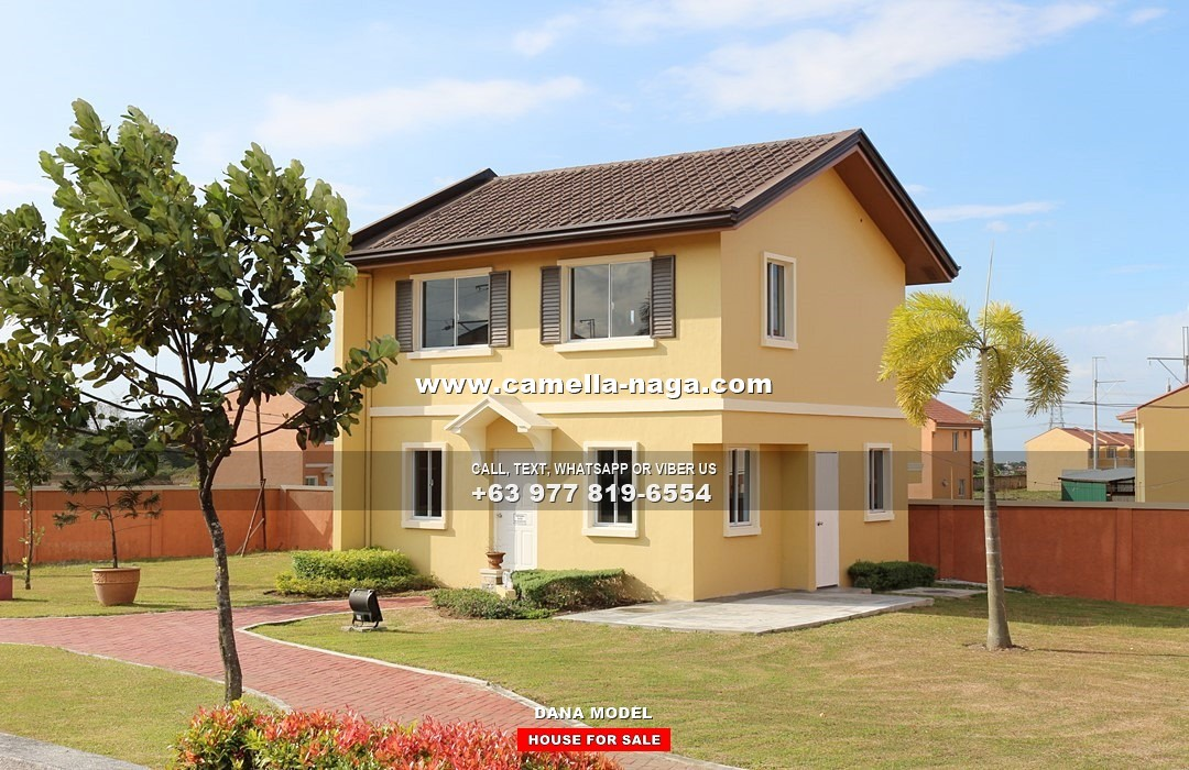 Dana House for Sale in Naga City