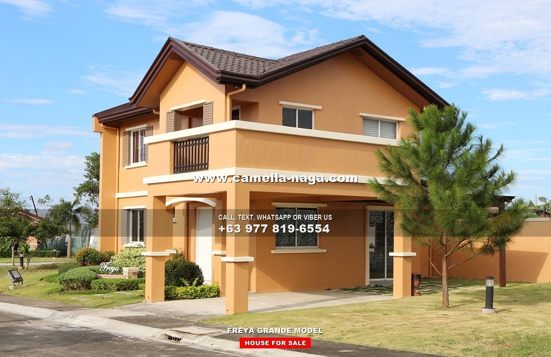 Freya House for Sale in Naga City