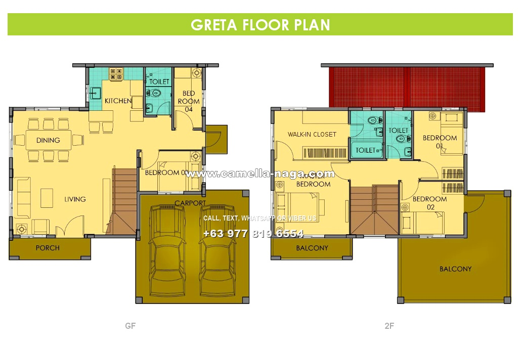 Greta  House for Sale in Naga City