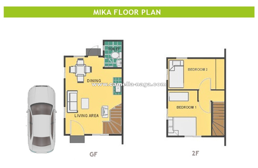 Mika  House for Sale in Naga City