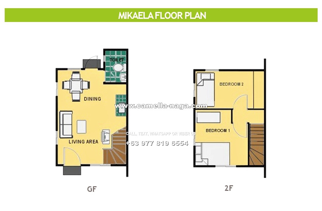 Mikaela  House for Sale in Naga City