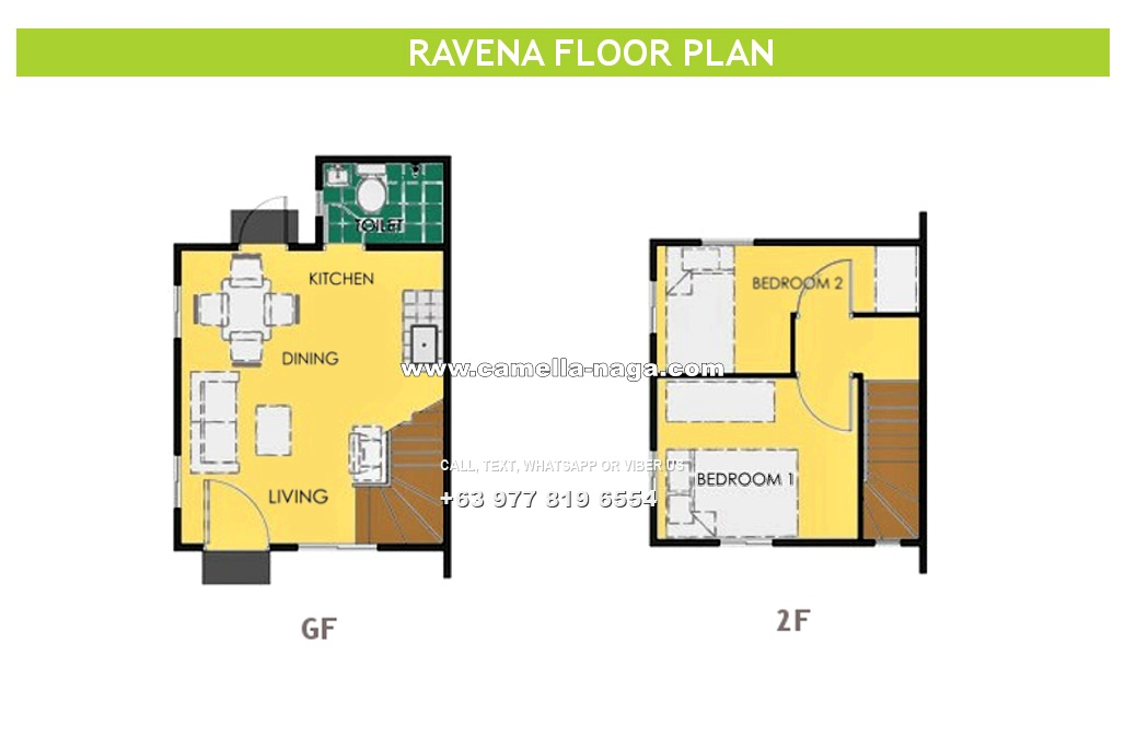 Ravena  House for Sale in Naga City