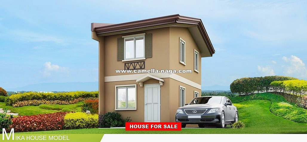 Mika House for Sale in Naga, Camarines Sur
