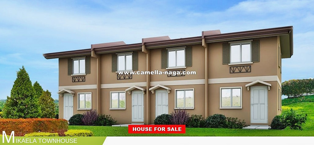 Mikaela House for Sale in Naga, Camarines Sur