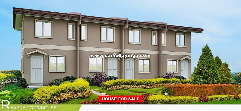 Ravena House for Sale in Naga, Camarines Sur
