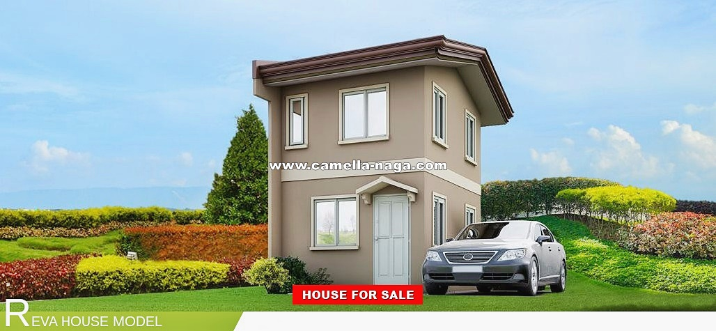 Reva House for Sale in Naga, Camarines Sur