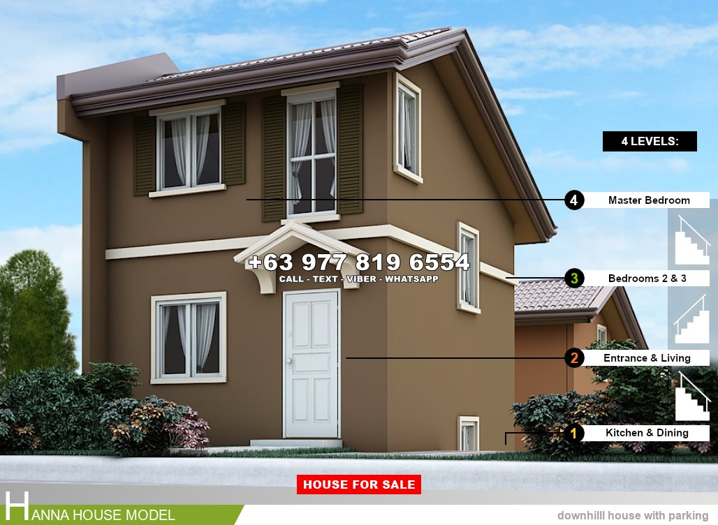 Hanna House for Sale in Naga, Camarines Sur
