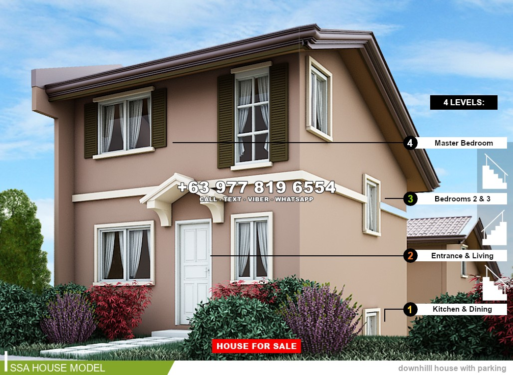 Issa House for Sale in Naga, Camarines Sur