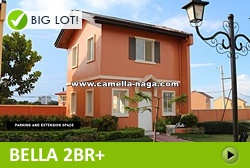 Bella House and Lot for Sale in Naga City Philippines