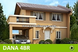 Dana House and Lot for Sale in Naga City Philippines