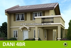 Dani House and Lot for Sale in Naga City Philippines