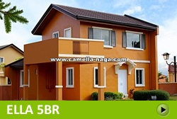 Ella House and Lot for Sale in Naga City Philippines