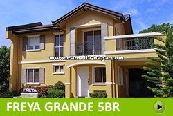 Freya House and Lot for Sale in Naga City Philippines