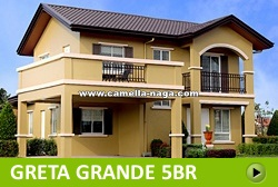 Greta House and Lot for Sale in Naga City Philippines