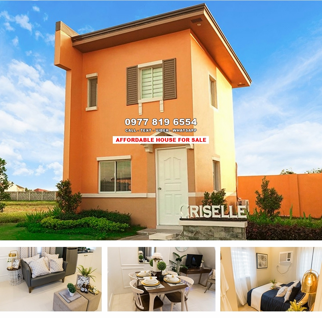 Criselle House for Sale in Naga, Camarines Sur