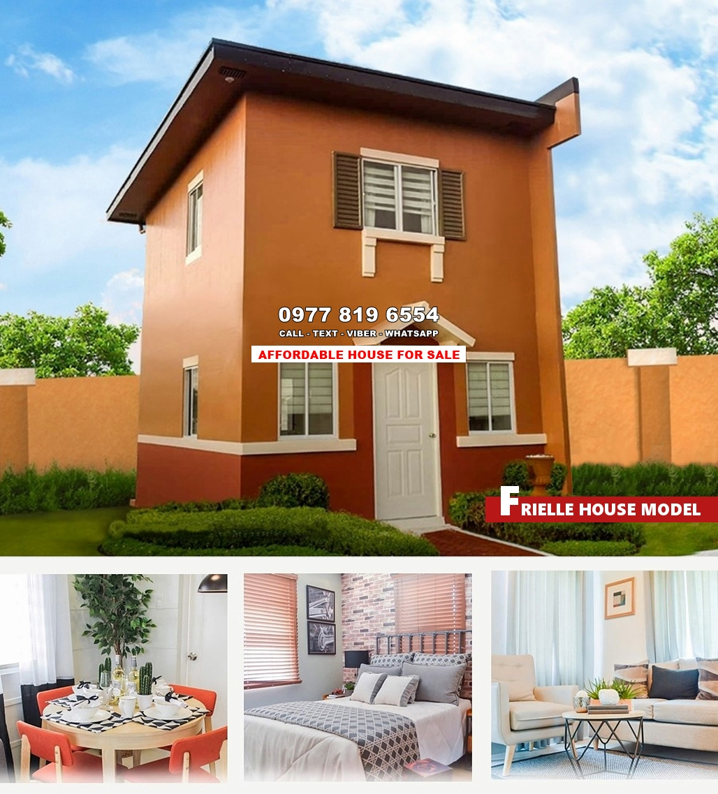 Frielle House for Sale in Naga, Camarines Sur