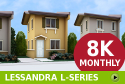 Lessandra Affordable Houses in Camella Naga